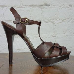 BCBGirls Luanax Strappy Heels size 9 1/2